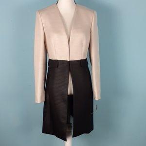 Nipon Boutique 10 long Blazer dress jacket